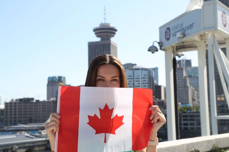 Estudia en Canadá