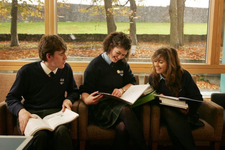 High School aprende en el extranjero